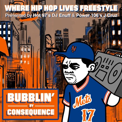 consequence-bubblin