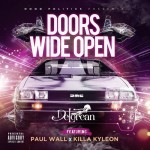 """Flash Back To The Future With Delorean Ft. Paul Wall & Killa Kyleon """"Doors Wide Open"""""""