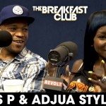 Styles P & Wife Adjua Styles Open Up About Daughters Suicide